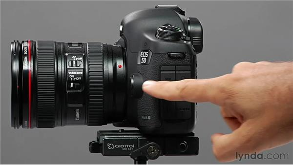 What is an SLR?: Shooting with the Canon 5D Mark III