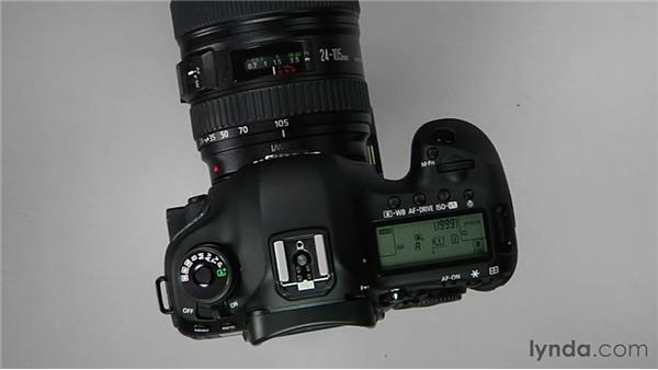 Metering basics: Shooting with the Canon 5D Mark III