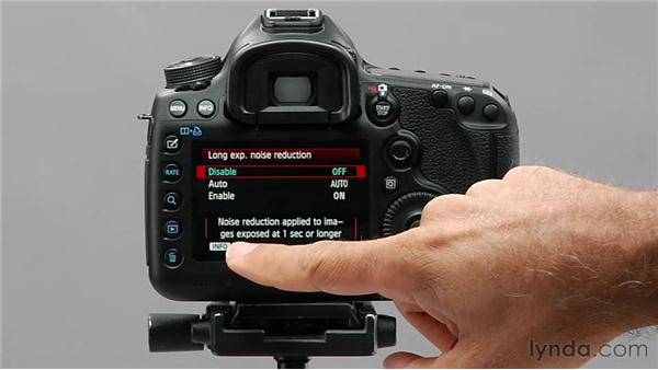 Using the feature guide: Shooting with the Canon 5D Mark III