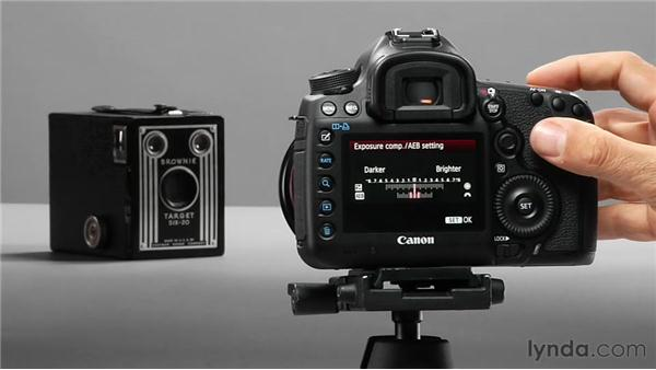 Using auto exposure bracketing: Shooting with the Canon 5D Mark III