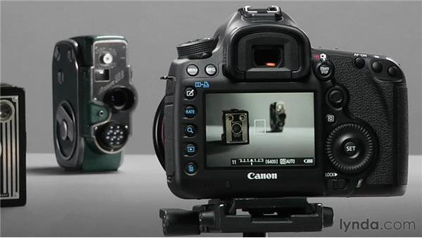 Activating Live View: Shooting with the Canon 5D Mark III