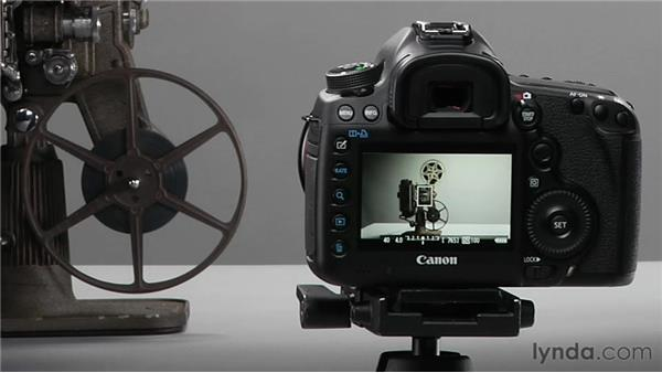 Shooting video in Priority or Manual modes: Shooting with the Canon 5D Mark III