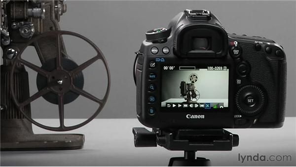 Exploring movie playback: Shooting with the Canon 5D Mark III