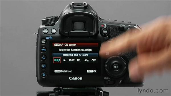 Exploring custom controls: Shooting with the Canon 5D Mark III