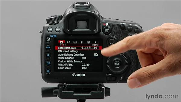 Bracketing auto cancel: Shooting with the Canon 5D Mark III