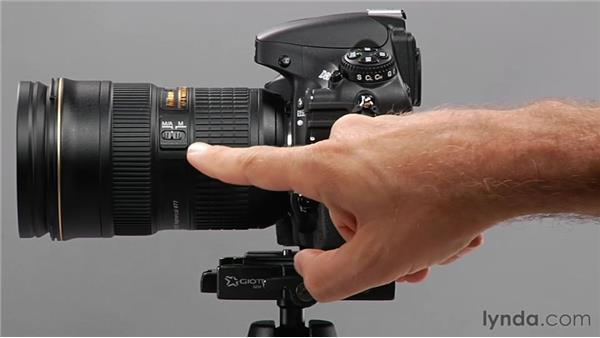 What is an SLR?: Shooting with the Nikon D800