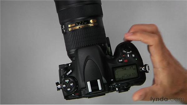Metering basics: Shooting with the Nikon D800