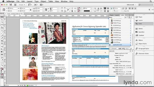 063 Placing one InDesign file inside another: InDesign Secrets