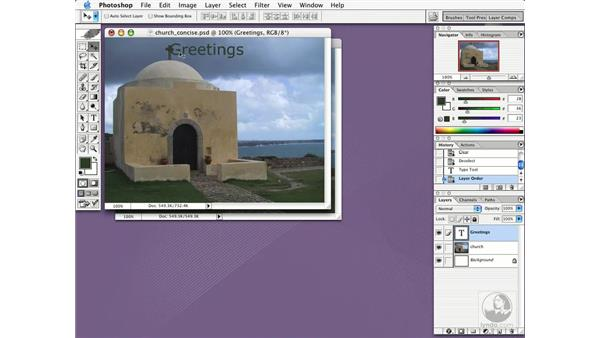 creating a history log: New in Photoshop CS