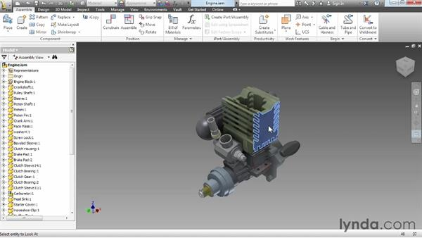 Welcome: Up and Running with Autodesk Inventor