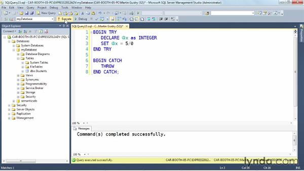 Welcome: SQL Server 2012 New Features