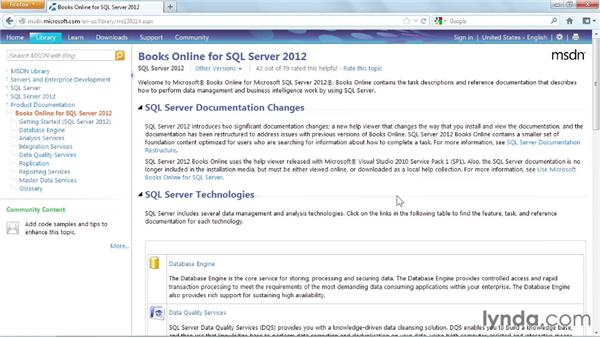 Goodbye: SQL Server 2012 New Features