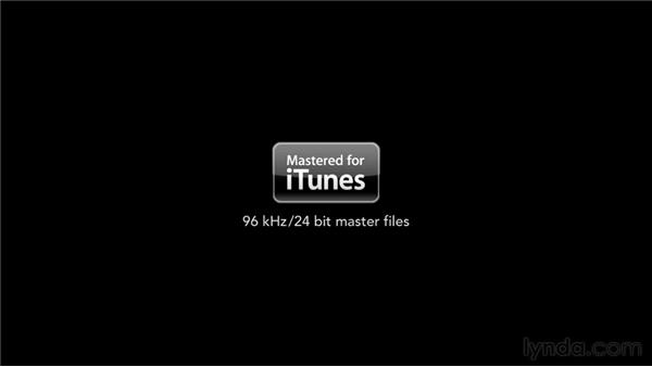 Exploring the Mastered for iTunes format: Mastering for iTunes