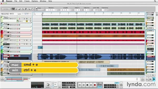 Lynda.com - Audio Mixing Bootcamp latest version for mac