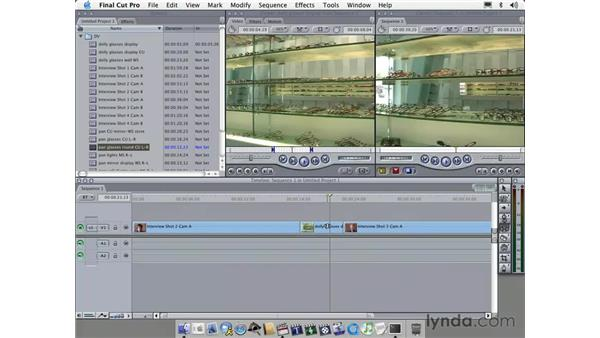 slide tool: Learning Final Cut Pro 4