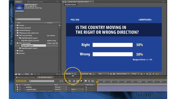 : After Effects Apprentice 06: Type and Music