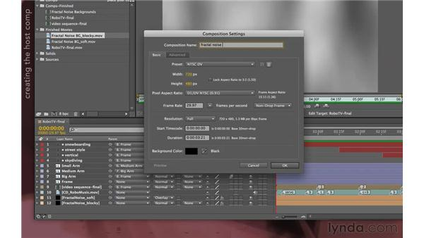 Setting up: After Effects Apprentice 07: Parenting