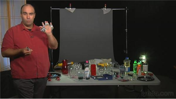 Choosing objects to shoot for background plates: Practical Motion Background Workshop