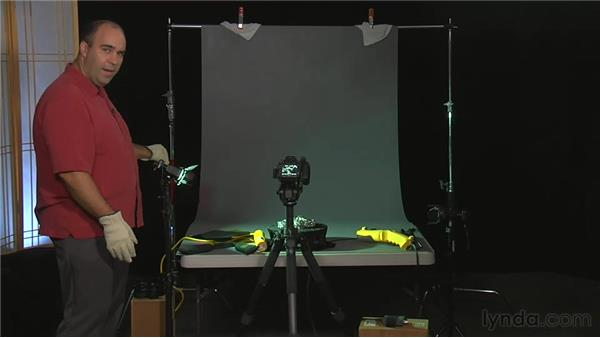 Lighting the scene: Practical Motion Background Workshop