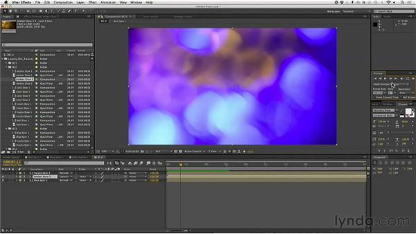 Using blending modes for design: Practical Motion Background Workshop