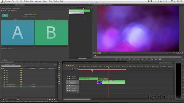 Using Premiere Pro to make looping backgrounds: Practical Motion Background Workshop