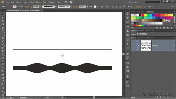 Adjusting the width of closed path outlines: Illustrator CS6 One-on-One: Intermediate