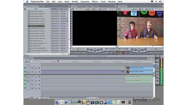 interview 3: Learning Final Cut Pro 4