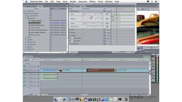 montage 2: Learning Final Cut Pro 4