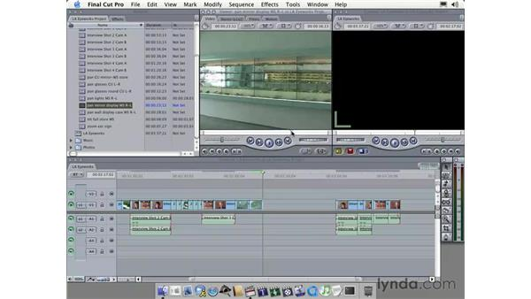 montage 3: Learning Final Cut Pro 4