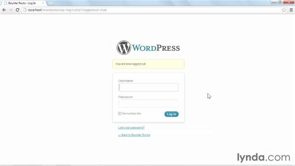 Understanding access levels and roles for multiple authors: Start with a Theme: Magazine Styles in WordPress