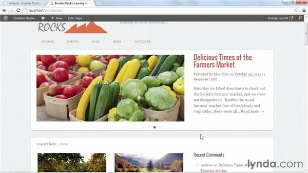 Things to keep in mind when using Path: Start with a Theme: Magazine Styles in WordPress