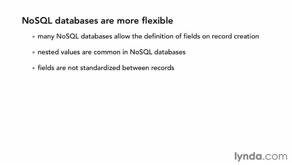 : Up and Running with NoSQL Databases