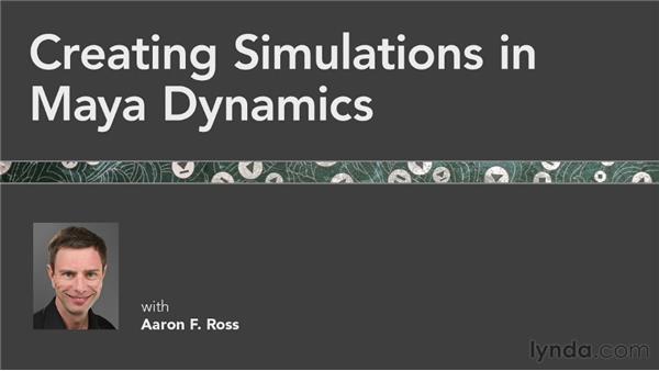 Goodbye: Creating Simulations in Maya Dynamics