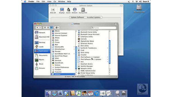 installer receipts: Learning Mac OS X 10.3 Panther