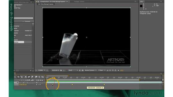 Keyframing time: After Effects Apprentice 10: Time Games