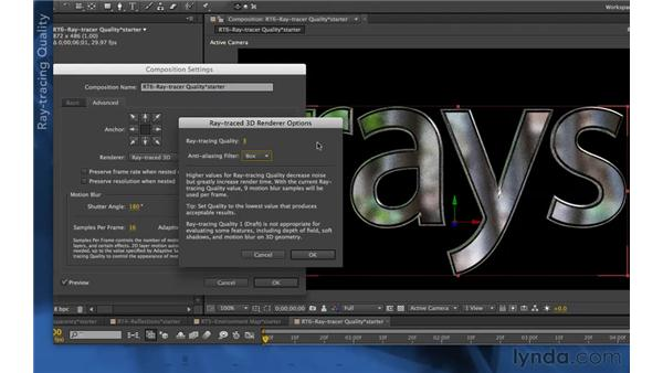 : After Effects Apprentice 11: 3D Space