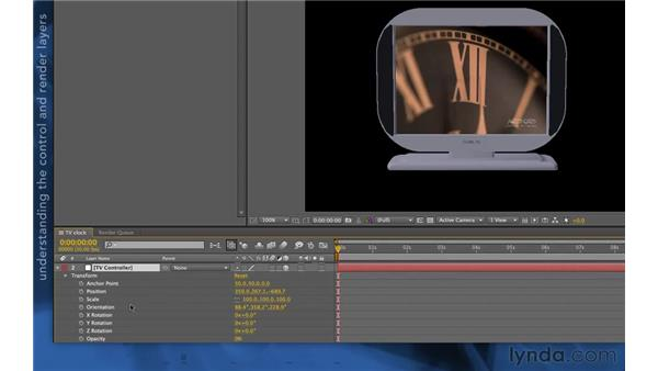 Live Photoshop 3D inside After Effects in CS5.5 and earlier: After Effects Apprentice 11: 3D Space