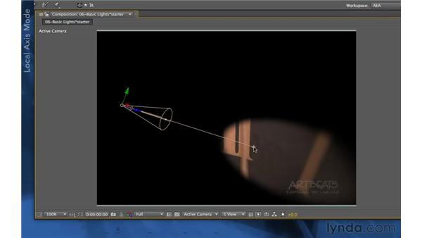 Understanding the axis modes: After Effects Apprentice 11: 3D Space