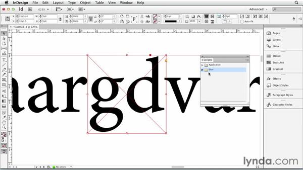 066 Setting the size of text exactly with this free script: InDesign Secrets