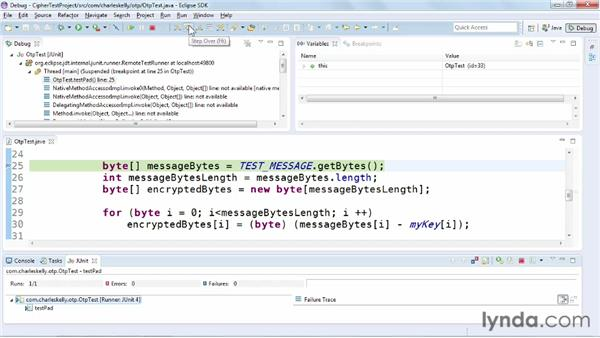 Introducing the Eclipse debugger: Up and Running with Eclipse