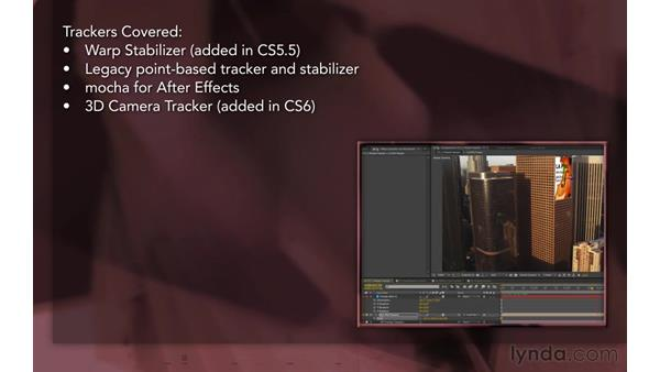 Welcome: After Effects Apprentice 12: Tracking and Keying