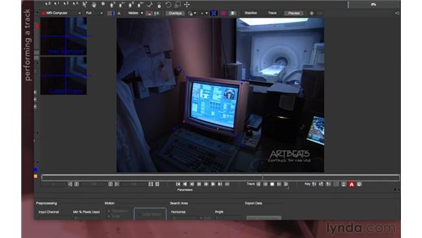 : After Effects Apprentice 12: Tracking and Keying