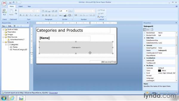 : SQL Server Reporting Services in Depth