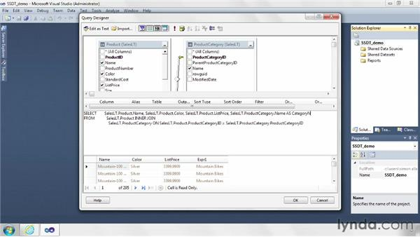 Using Report Designer in SQL Server Data Tools: SQL Server Reporting Services in Depth