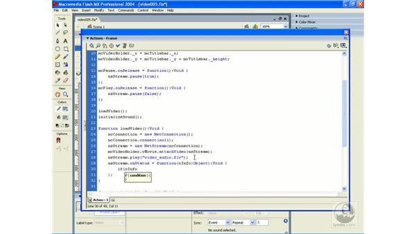 exercise: video 5: ActionScript 2.0 Essential Training