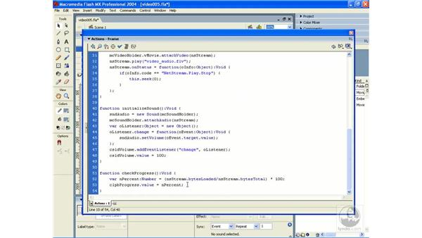 exercise: video 6: ActionScript 2.0 Essential Training