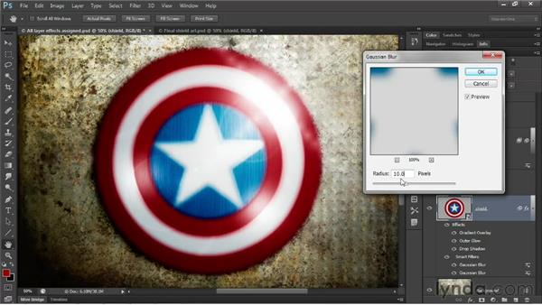 Completing a work of photorealistic art: Illustrator CS6 One-on-One: Advanced