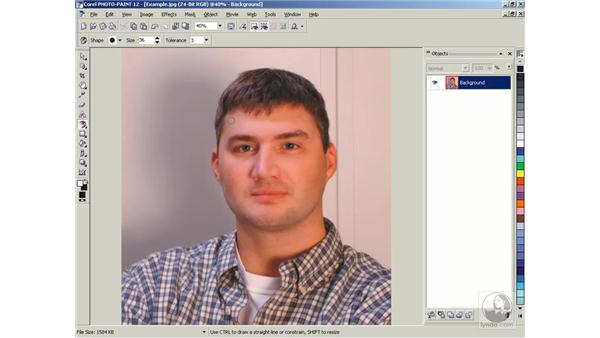 photo-paint: Getting Started with CorelDRAW Graphics Suite 12