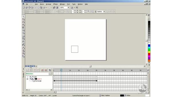 r.a.v.e.: Getting Started with CorelDRAW Graphics Suite 12