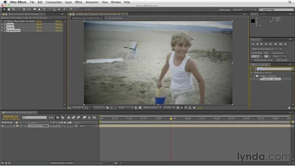 Using the Creative Suite tools: Roundtrip to After Effects via Dynamic Link: Narrative Scene Editing with Premiere Pro